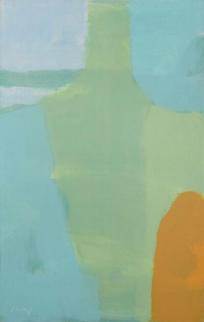 Carl Holty, 'Fallow Light'