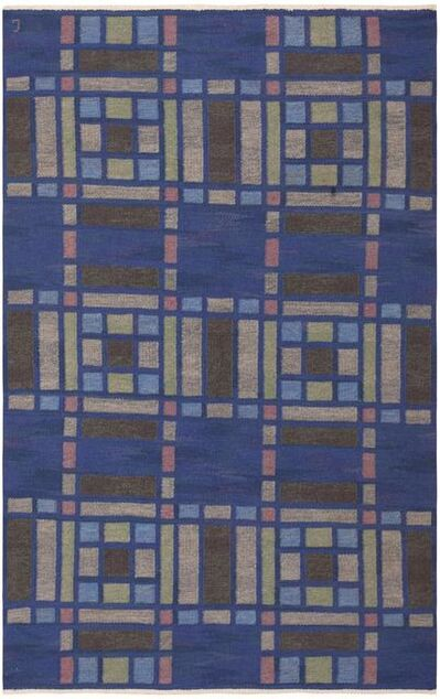 Judith Johansson, 'Vintage Swedish Rug ', Mid 20th Century