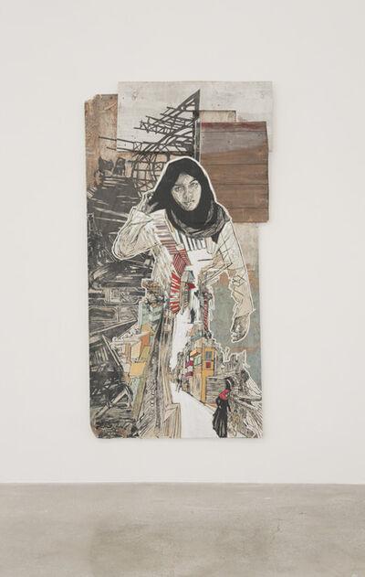 Swoon, 'Cairo', 2014
