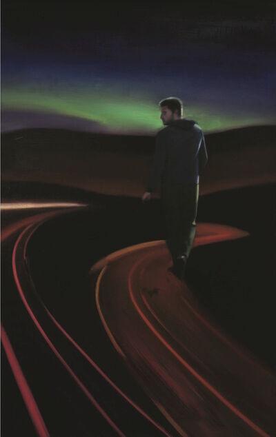 Sergiu Toma, 'Walk with Me 2', 2017
