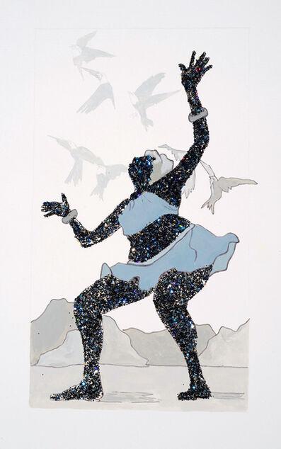 Ruth Owens, 'Blackbottom II', 2015