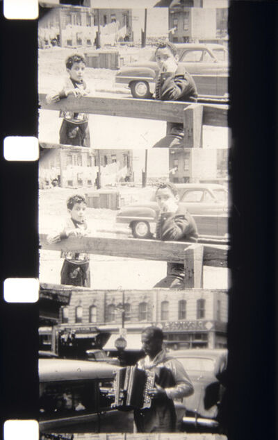Jonas Mekas, 'Williamsburg', 2018