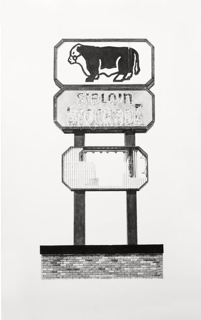 Joel Daniel Phillips, 'Sirloin Stockade', 2017