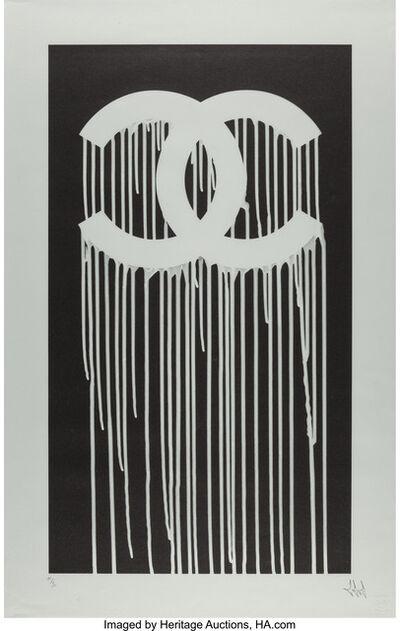 Zevs, 'Liquidated Chanel', 2015