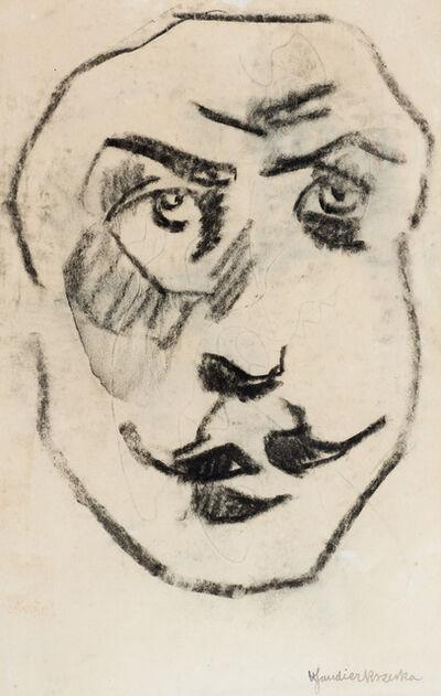 Henri Gaudier-Brzeska, 'Sculptural Head of Brodzky', ca. 1913