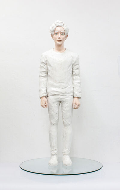 Hirofumi Fujiwara, 'utopian (airgreen)', 2017