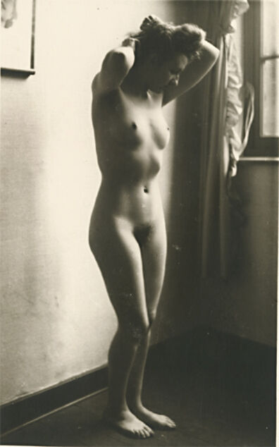 Willy Kessels, 'Standing Female Nude'
