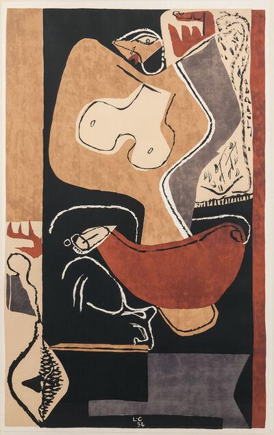 Le Corbusier, 'Femme à la main levée', 1954-62