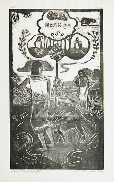 Paul Gauguin, 'Noa Noa', 1893-1894