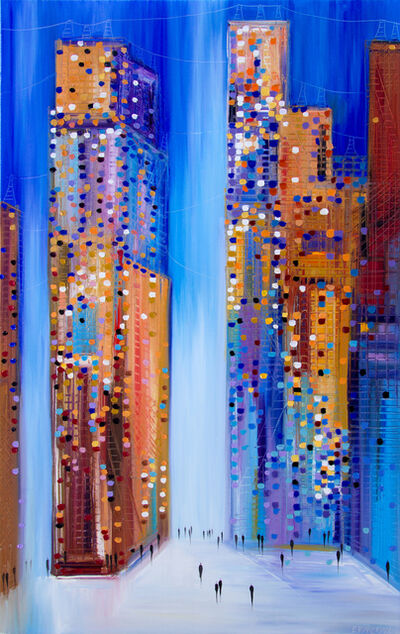 Ekaterina Ermilkina, 'Tall City View ', 2018