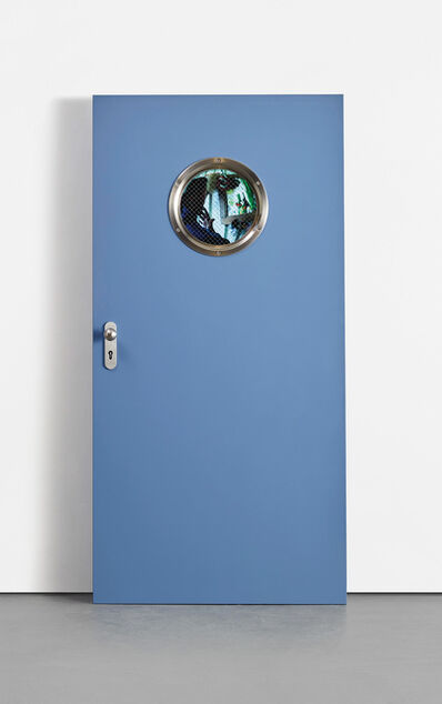 Tony Oursler, 'Fool, from Door Cycle', 2006