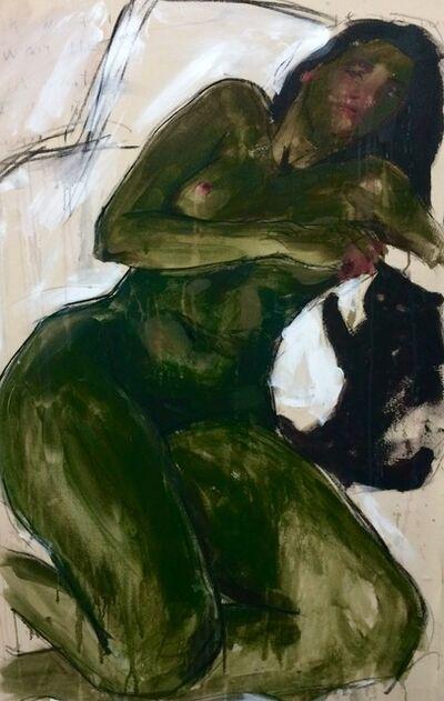 Elly Smallwood, 'Figure in Green', 2016