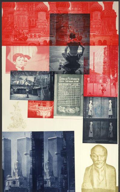 Robert Rauschenberg, 'Soviet / American Array l', 1989