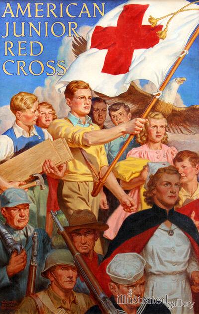 Walter Beach Humphrey, 'American Junior Red Cross, Poster Illustration', 1943