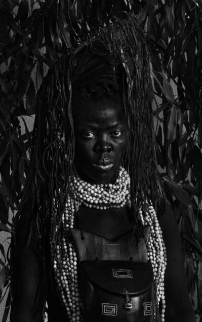 Zanele Muholi, 'Mizuzu II, Gooderson Tropicana Hotel, Room 618, Durban', 2017