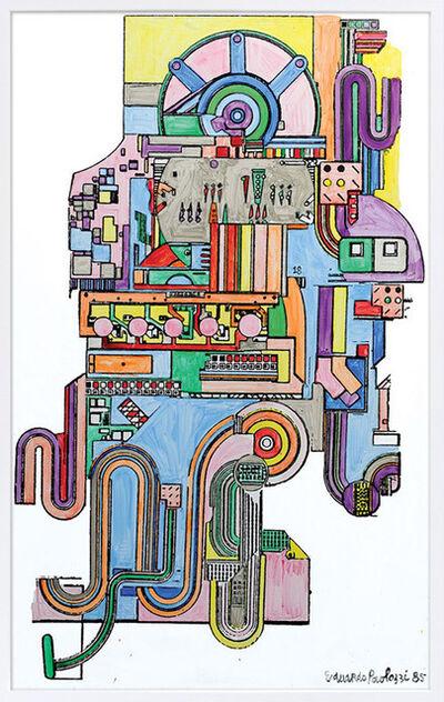 Eduardo Paolozzi, 'Untitled', 1985