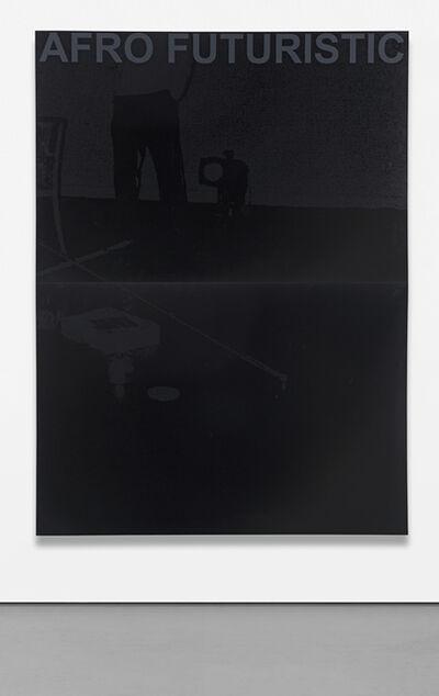 Adam Pendleton, 'Afro Futuristic (Top Type)', 2006