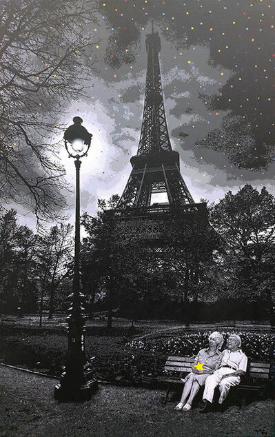 roamcouch, 'When You Wish Upon A Star, Paris ', 2014