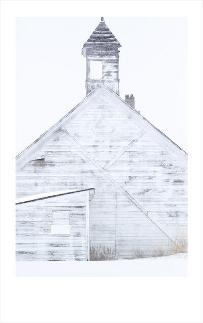 Wendel Wirth, 'White Church', 2018