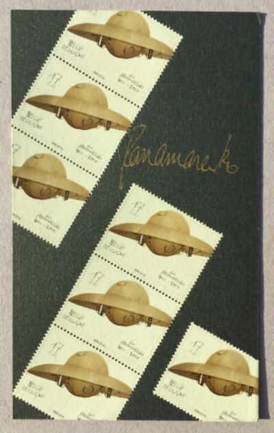 Panamarenko, 'Modèle jouet de l'espace', 2000