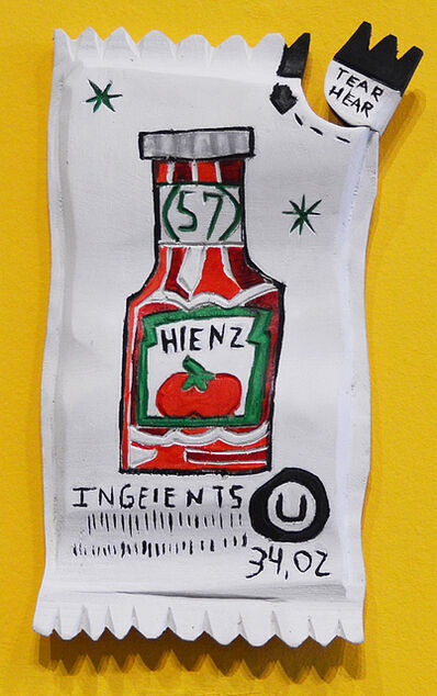 Camp Bosworth, 'Ketchup Package', 2018