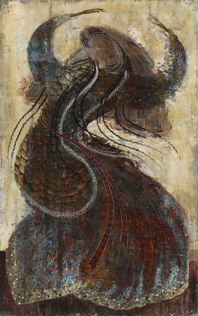 Merab Abramishvili, 'Dancer ', 1997