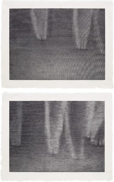 Christiane Baumgartner, 'Trails I; and Trails II', 2008
