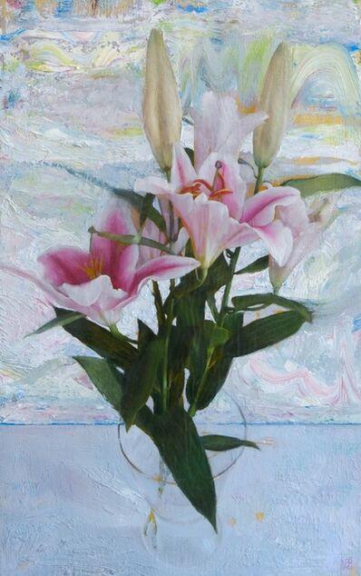 Lucas Bononi, 'Lilies'
