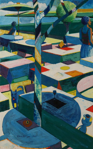 Roland Petersen, 'Shadows and Sunlight', 1985
