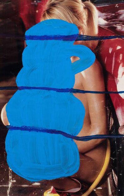 Beverly Semmes, 'Three Blue Waves', 2014