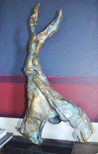 Salvador Dalí, 'Terpsichore: Muse of the Dance (Prestige-scale)', 1971