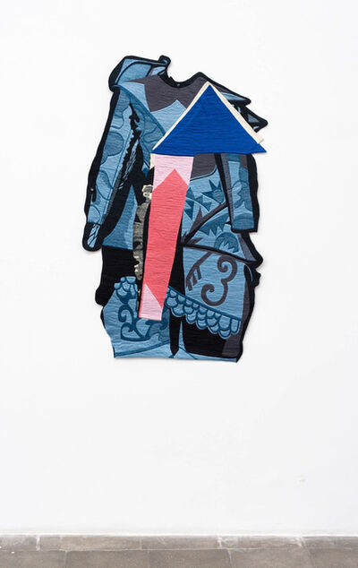 Sally Smart, 'Performance Assemblage (Blue Chout)', 2016