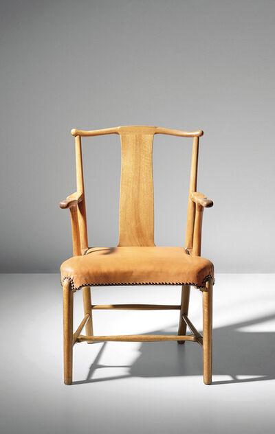 Hans Jørgensen Wegner, ''Chinese' armchair', circa 1944