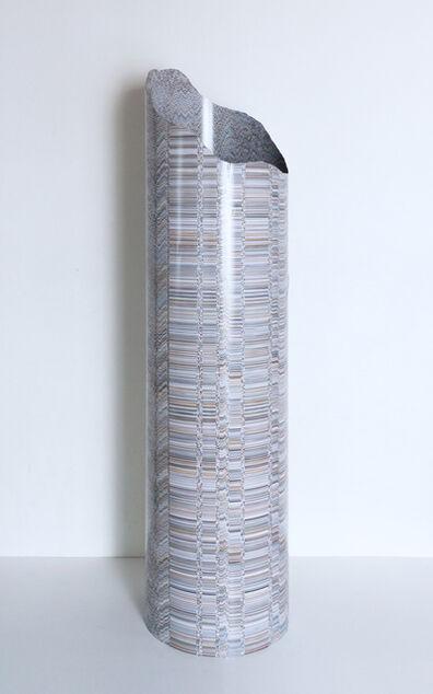Mathieu Merlet Briand, 'Google Carrara Marble, Fragment de Colonne 1', 2016