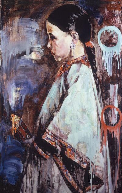 Hung Liu 刘虹, 'Prayer', 2007