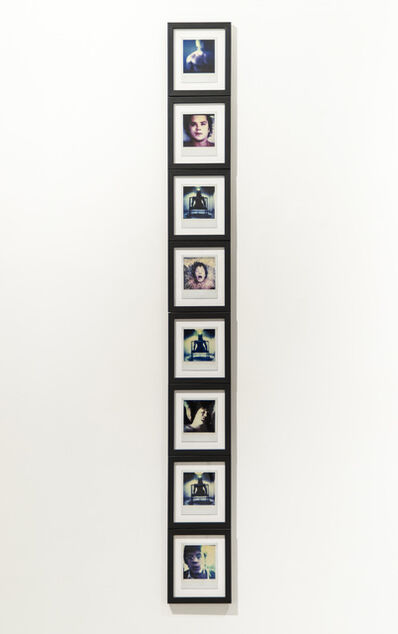 Almond Chu, 'Jacob's Ladder No. 1-8', 1991