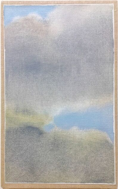 Jacqueline Gourevitch, 'Cloud Painting #174', 1995