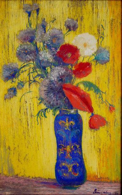 Leon Dabo, 'La Vase Bleu', 1915