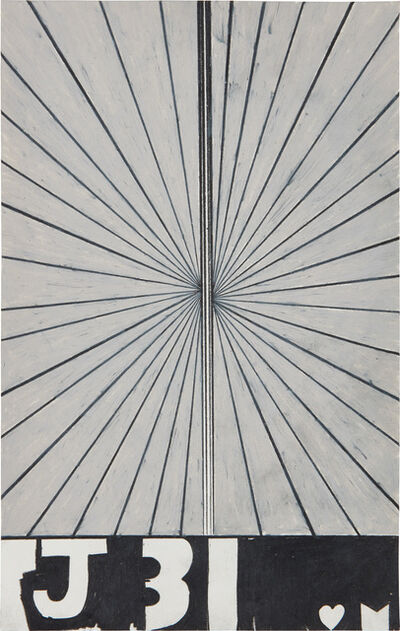 Mark Grotjahn, 'Untitled', 2007