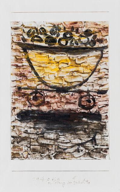 Paul Klee, 'Verladung der Früchte', 1936