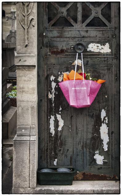 Patricia Beary, 'Whisper Loudly (Cimetière Montparnasse, Paris)'