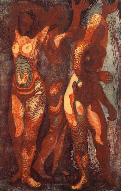 Dudley Holland, 'Three Women'