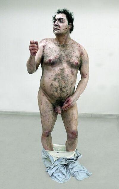 Enrique Marty, 'I won't do something so naive. Zeus', 2012