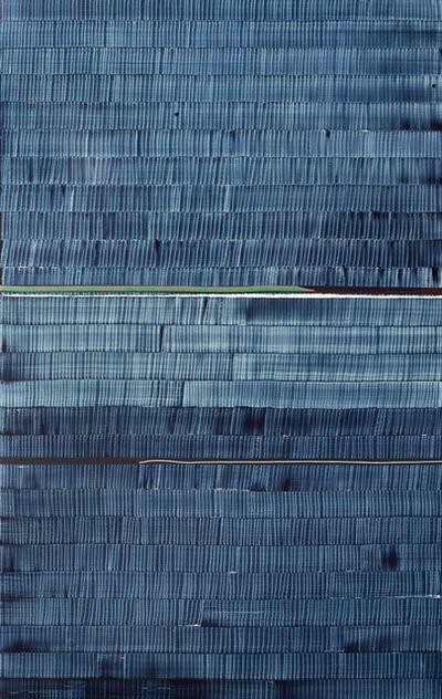 Juan Uslé, 'Serpis 2', 2018