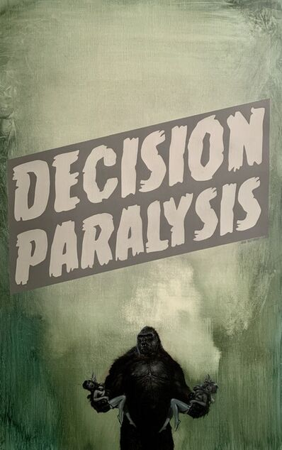 Jan Gemrot, 'Decisoin Paralysis', 2020