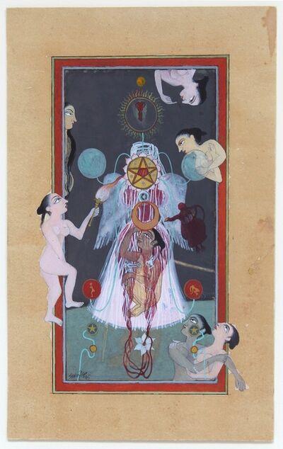 Shahzia Sikander, 'Apparatus of Power', 1995