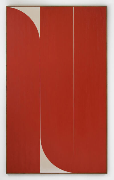 Johnny Abrahams, 'Untitled (red)', 2019