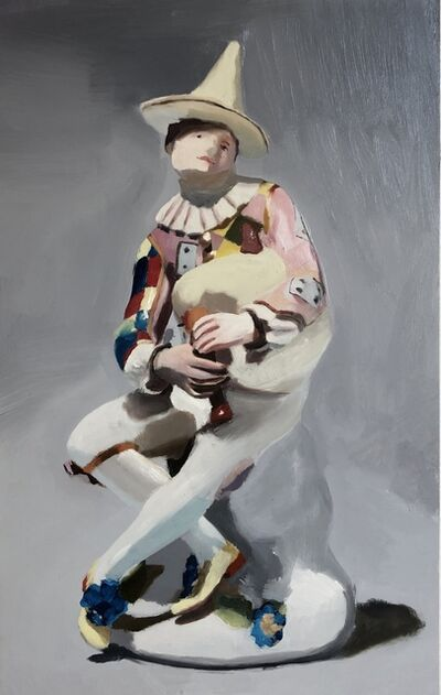 Nick Farhi, 'Stationary Pipes/ Blew On A Shoe/ Harlequin 1', 2019