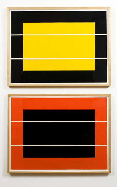 Donald Judd, 'Untitled (Schellmann #259-260)', 1992-1994
