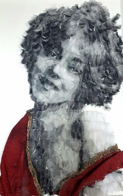 Marie-Ange Daudé, 'Mathilde', 2019